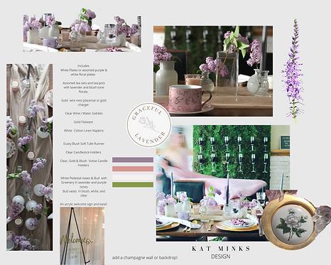 Graceful Lavender