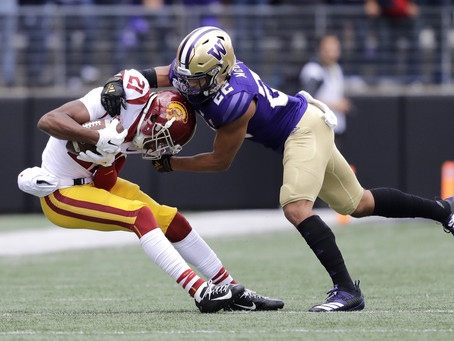 Ranking the Pac-12 DB's for 2021