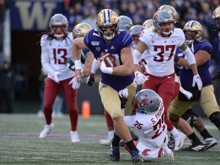 Ranking the Pac-12 Tight Ends for 2021