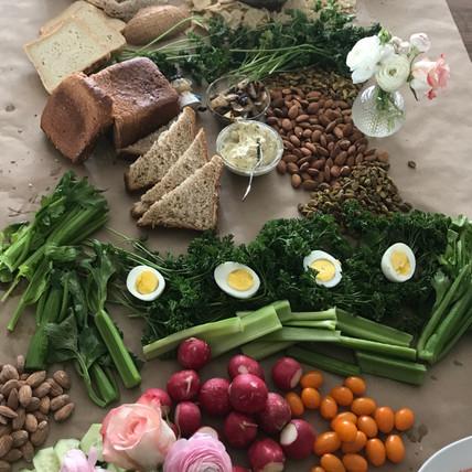 char·cu·te·rie - A Dish for Celebrations