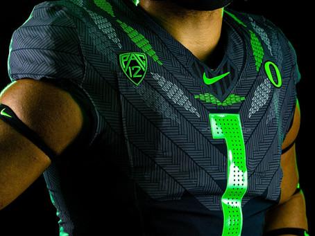 Best Pac-12 Alternate Uniforms in 2020