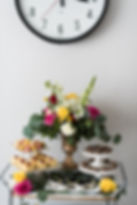 Tea Dessert Display