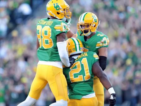Top 10 Oregon Uniforms Since 2010