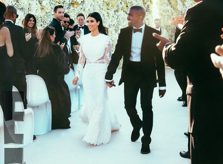 Get Kimye's Wedding on a Budget