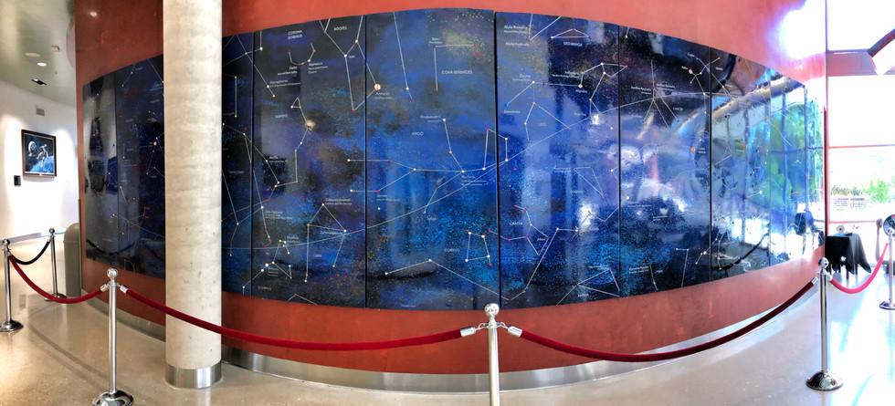 """Northern Hemisphere"", Scobee Planetarium, SAC"
