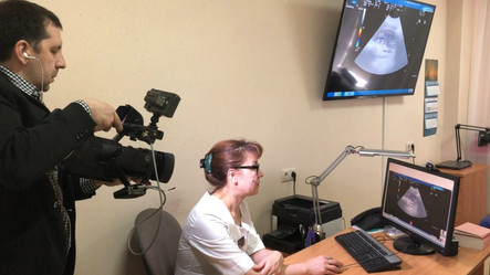 ГБУЗ «ГКБ им. В.В. Виноградова ДЗМ» успешно проводит телемедицинские консультации на платформе МЦМД