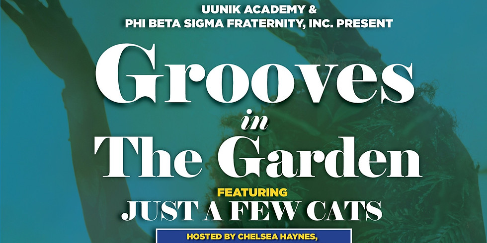2nd Annual Grooves in the Garden Festival