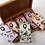 Thumbnail: Caixa Madeira 6 Barras Q55, Q60, Q65, Q75, Q80, Q85 - 50g