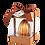 Thumbnail: Ovo Cacau Q95 Crocante 500g
