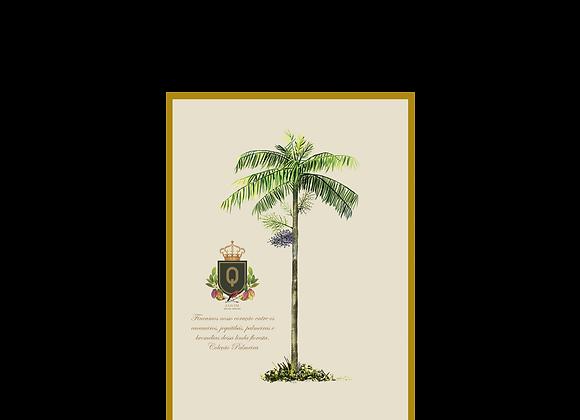 Quadro Palmeira 3