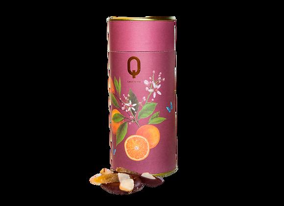 Chocolate Q95 com Laranja e Castanha - 200g