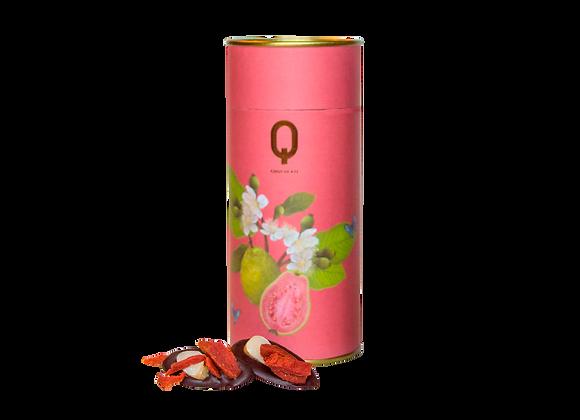 Chocolate Intenso com Goiaba e Castanha - 200g