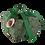 Thumbnail: Mini Folhas Bromélia - 150g