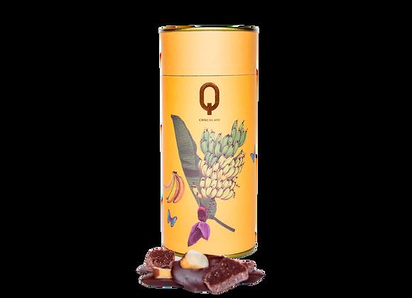 Chocolate Intenso com Banana e Castanha - 200g