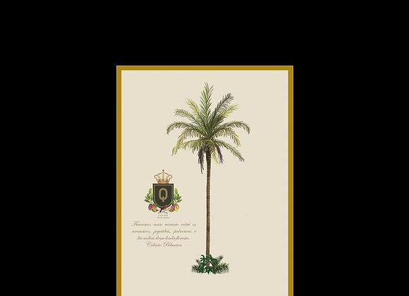 Quadro Palmeira 2