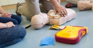 First Aid and CPR with AED by Monica Conti, RN