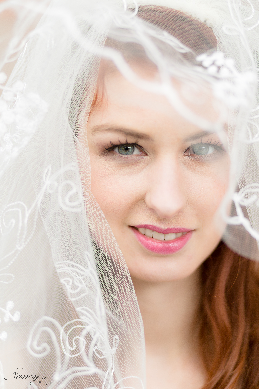 Bruidsmake-up & Haar