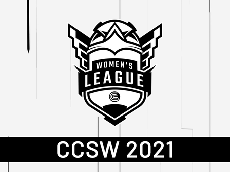CCSW 2021 Event Schedule & Discussion