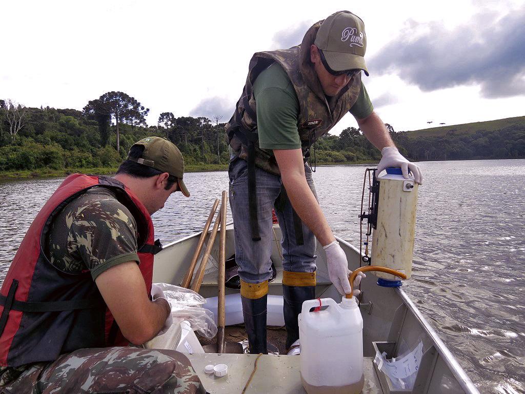 Coleta e análise de Dados Fluviais