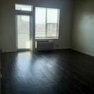 Empty Loft Apt
