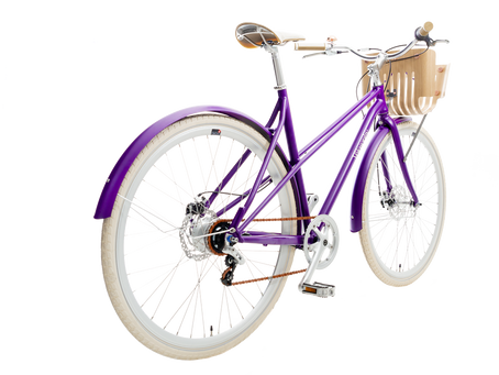 GREEN PRODUCT REVIEW - A GREENER BIKE MADE FROM COFFEE PODS?