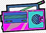 kisspng-cartoon-drawing-radio-radio-cart