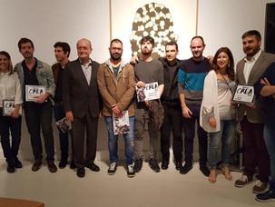 Federico Miró, Mención especial en MálagaCrea