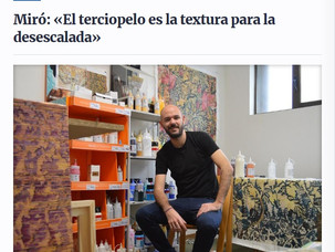 Entrevista en Diócesis Málaga