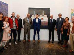 La pintura más fresca y atrevida llega a La Salina con la Fundación GACETA