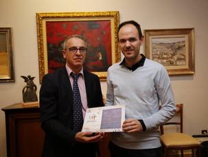 Fundación GACETA ratifica su apuesta por el arte con la entrega de sus galardones