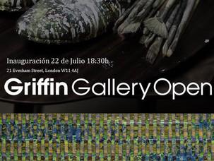 Seleccionado para la exposición de Griffin Gallery Open, Londres