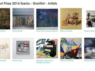 Finalista Griffin Art Prize, Londres