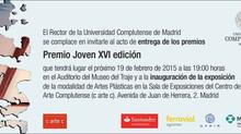 """Exposición """"Pasado, presente, futuro"""" en el Centro de Arte Complutense, del 19 de Febrero al 18 de M"""