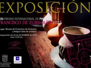 Exposición XXI Premio Internacional de Pintura Francisco de Zurbarán