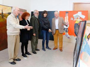 """2º Premio del XXI Premio """"Jóvenes artistas"""" de Fundación Gaceta"""