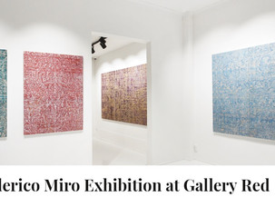 Federico Miro at Gallery Red in Palma
