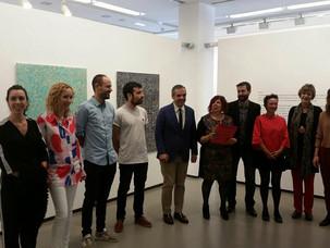 La cantera artística de Madrid se presenta en la sala Borrón y en Laboral Centro de Arte