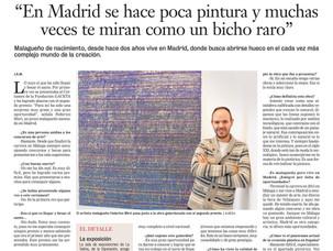 Entrevista de la Gaceta de Salamanca