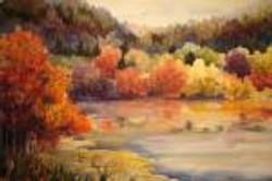 High Sierra Autumn