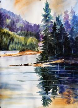 Lakeside Zen
