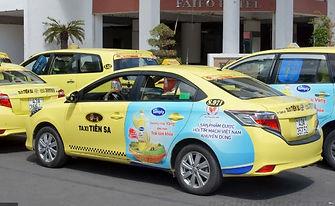 Taxi service in Danang Vietnam