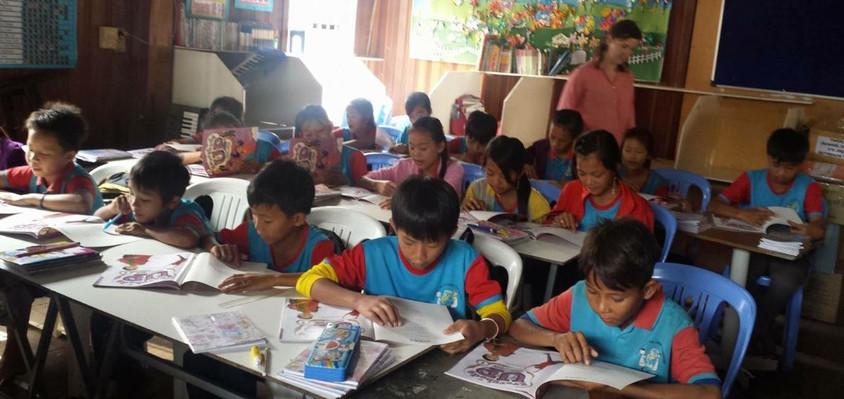 Support Vietnamese Teachers