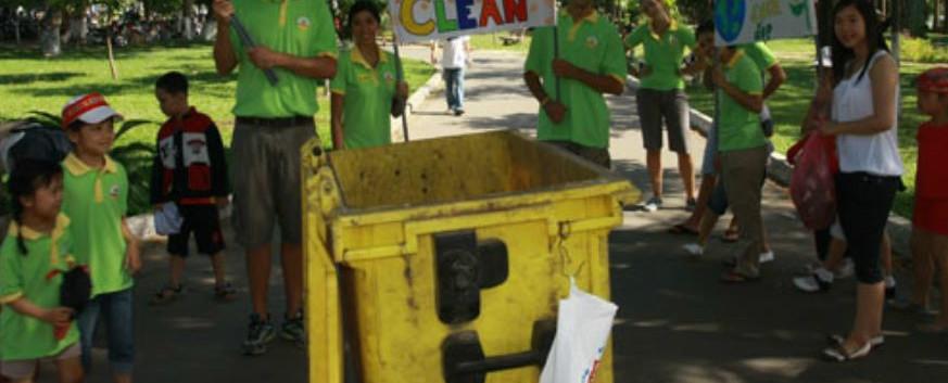 Green-Clean Environment