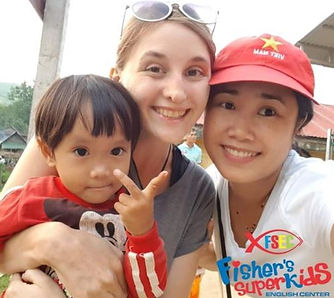 Fisher's SuperKids English Center review. Bronwyn Aspeling. Apply for ESL teaching in Danang Vietnam.