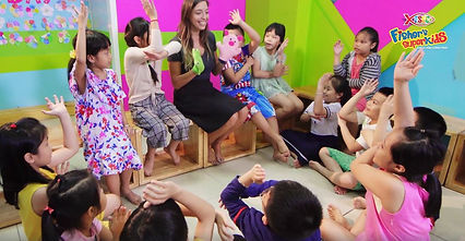 Fisher's SperKids English Center. Apply for ESL English teaching job in Danang Vietnam.