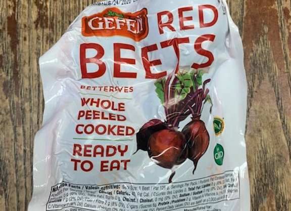Lazy Girl Beets