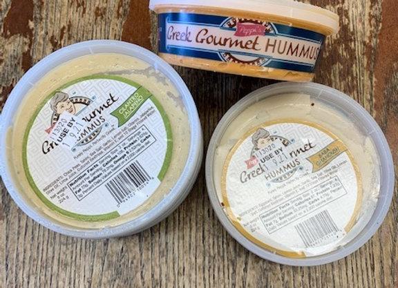 Greek Gourmet Hummus (Small)