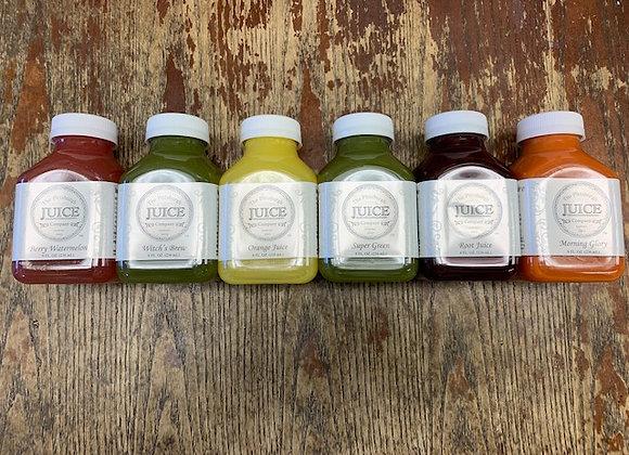 Pittsburgh Juice Company Juice