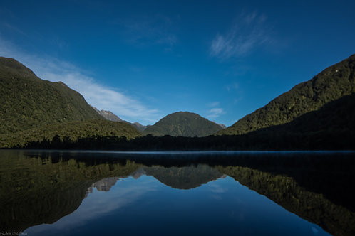 copy of Te Anau Lake