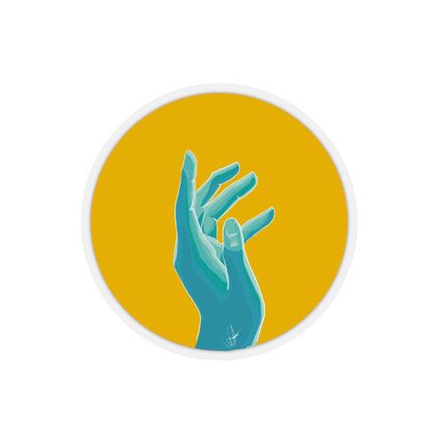 Reach Sticker